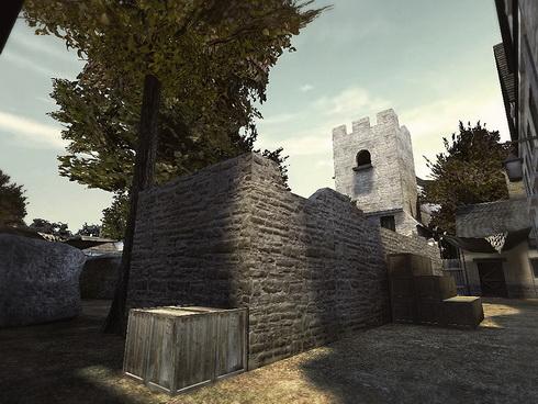 用废旧物品制作城堡