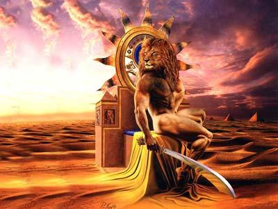 第三名:狮子座水瓶座喜欢怎么样的人图片