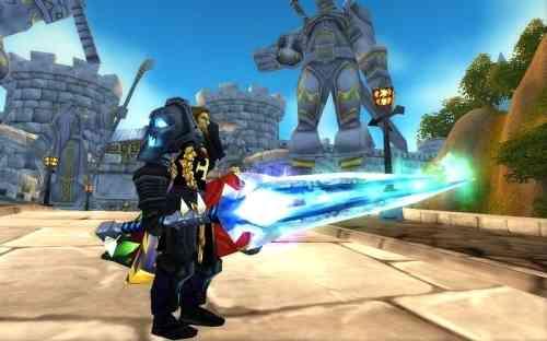 网络游戏 魔兽世界 玩家心情 > 正文  早期都是公会指定头号战士持有