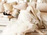 维多利亚-贝克汉姆:Elle美国版10月内页大片(组图)