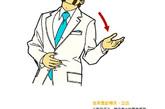 《型男炼成术1》用令人难以想象的既娘又欠扁的创意风格指导型男们如何在公共场合制造人气,吸引OL注意力,画风独特,造型充满另类搞笑创意感。(来源:武田笃典 著 《型男炼成术》 南方出版社 2010年4月 出版)
