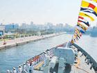 第五批护航编队访问埃及