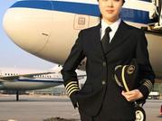 29岁国航最美女机长写真图集