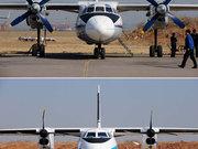 新舟-600支线飞机首次上阵 运-7-100功成身退