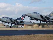 """英国""""狂风""""F3战斗机退役 服役25年从未实战开火"""