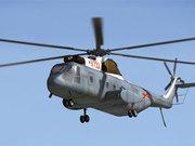 神秘的中国直-7大型直升机:1970年代已造出机体