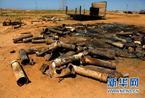 走进利比亚反对派大本营班加西 民众凭吊死者(图)