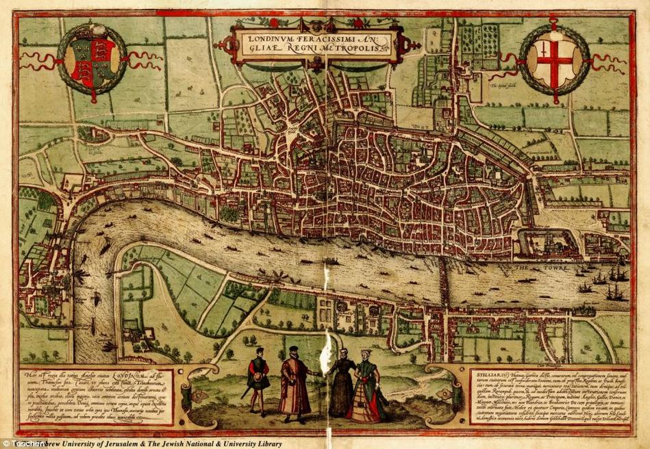 google地图欧洲-谷歌地图解密玄机 欧亚城市古今对比