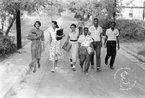 1950年代美国铁腕消除种族隔离 坦克进校保护黑人