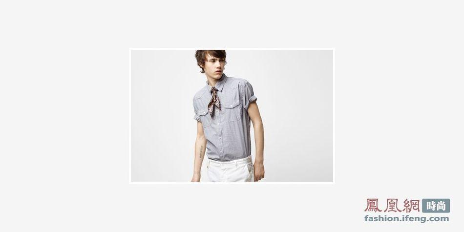 高清:Zara4月Young系列LookBook