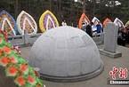 抗日名将墓地被毁引众怒 吉林官方高标准修复