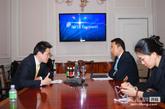 凤凰新媒体高管接受北京媒体电话采访
