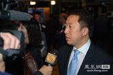 凤凰新媒体COO李亚接受凤凰卫视采访