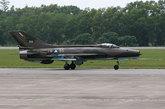 缅甸空军的歼-7战斗机
