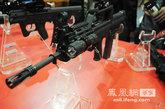95-1式(出口型为97A)最重要一项改进是增加了空仓挂机功能,并改进了上护手和瞄具座,降低了瞄准基线,提高射击隐蔽性。另外还改进了供弹具,将原塑料弹匣底盖由塑料件改为钢件,并利用新材料改进简易夜瞄装置。另外,95-1式机械瞄具的调整机构由原来的准星位置改在表尺位置,通过调整方向手轮和准星来校枪,准星座由原来的滑动式改为整体固定式结构;1号觇孔的直径增大到了3毫米,利于射手迅速构成瞄准;表尺两边的空隙由1.5毫米增加到2.5毫米,以增大视场。此外,步枪设计了枪挂榴弹发射器接口,并改进了膛口装置。
