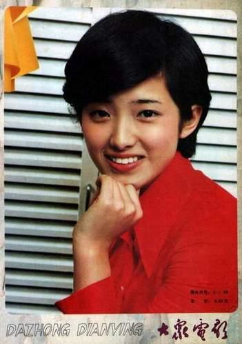 山口百惠生于1959年1月17日,1972年12月,13岁的山口百惠在第五图片