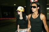 谢霆锋张柏芝时髦夫妻档昔日甜蜜情侣造型回顾。