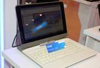 英特尔混合平板电脑现身Computex2011
