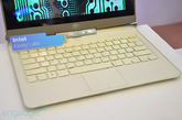 英特尔混合平板电脑Keeley Lake键盘
