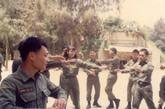 访问国军士兵