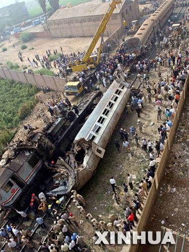 1983年黑龙江滨洲铁路火车相撞事故