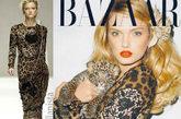 Dolce & Gabbana 2011春夏系列用女星的穿着次数和上版面的数量证明了他的成功,一起看看吧,有太多人在穿着,撞衫率超高。