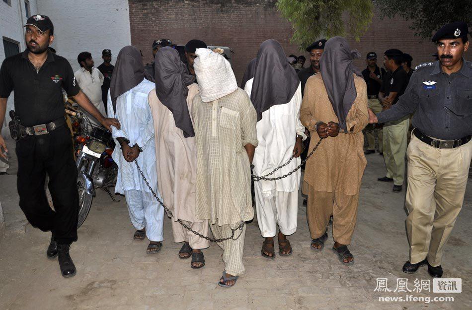 雷希/据美国媒体报道,巴基斯坦警方10月14日称,他们挫败了一起企图...