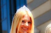 拉脱维亚金发女孩美不胜收。