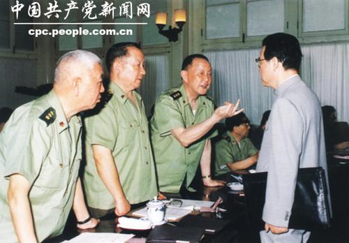 刘华清生平图片回顾[高清大图]