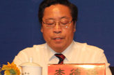 国家民族事务委员会原主任、中国民族卫生协会会长李德洙