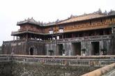 越南顺化皇城。