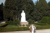 宋庆龄陵园。