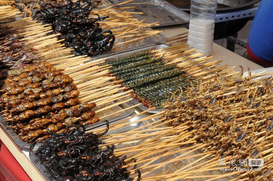 中俄蒙美食文化节意想不到的重口味敦佐美食图片