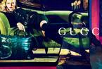Gucci 2011早秋系列广告大片 广告上演影像魅力