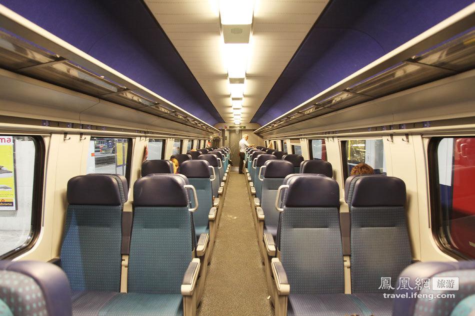 梦见坐火车没有座位