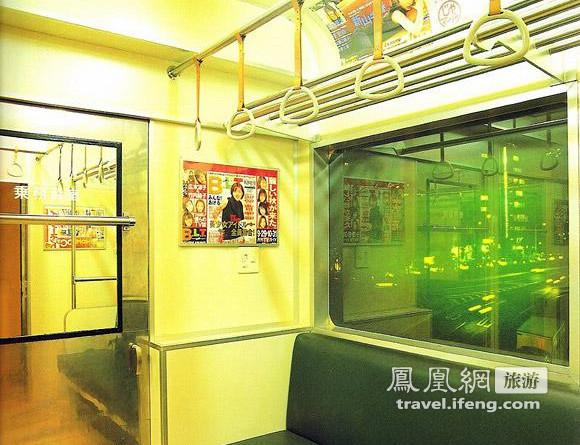 日本独特的爱情主题旅馆