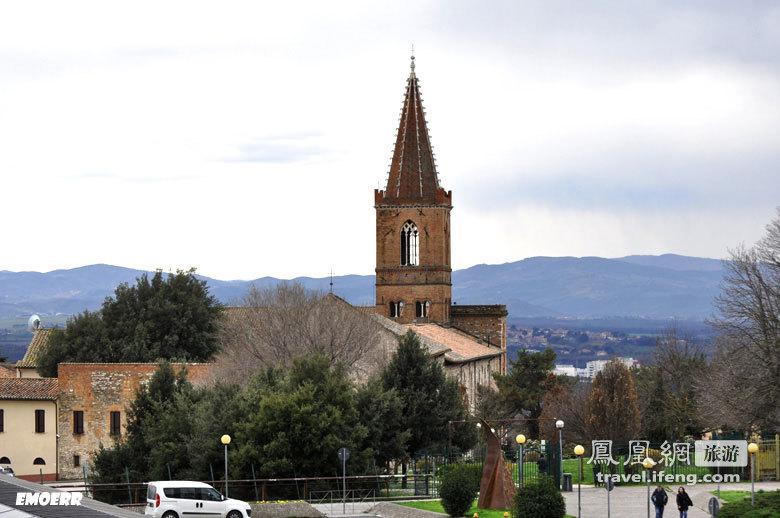 意大利佩鲁贾 品味文化古城里的细腻生活