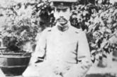 1916年秋,朱德在四川泸州。