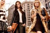 DKNY发布2011秋冬广告大片 ,超模Anne Vyalitsyna、Aline Weber、Izabel Goulart共同演绎,时尚摄影师组合Inez and Vinoodh掌镜。
