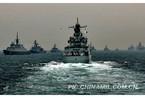 海上大阅兵受阅战舰特辑——外国军舰篇
