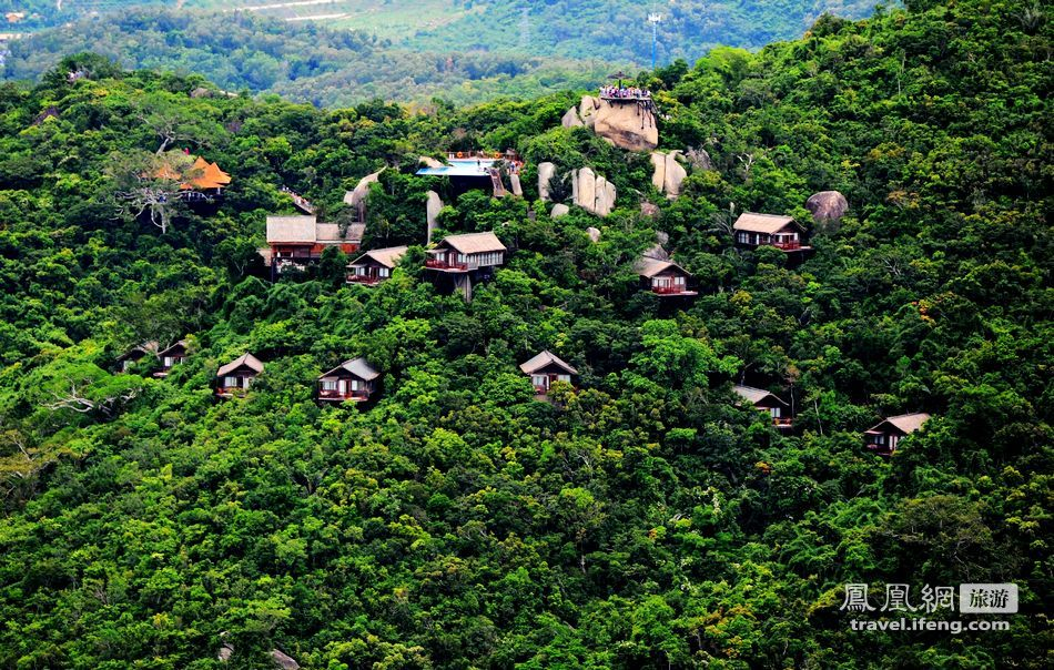 探访三亚亚龙湾热带天堂森林公园 《非诚勿扰2》取景地