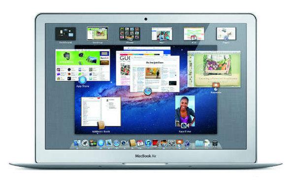 苹果发布新款MacBook Air(高清组图)
