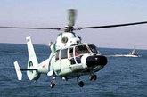 资料图:国产直-9反潜直升机也将在四艘军舰服役之际先后配套给巴基斯坦海军。