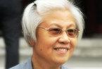 毛泽东身边的女部长晚年照片[组图]