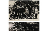 林彪叛逃事件后,在一段时间里所有历史照片中他的身影都消失了。
