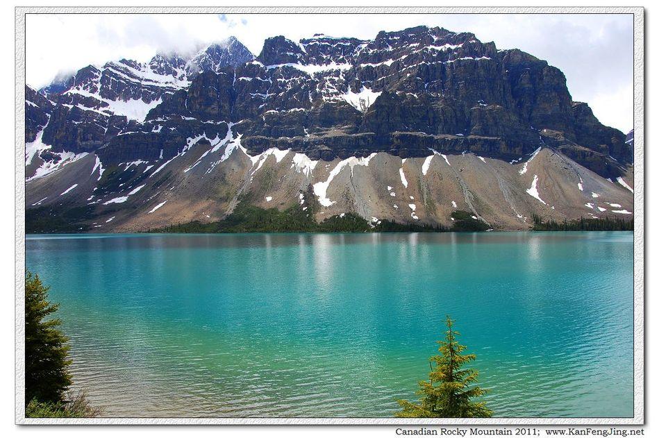 加拿大落基山:露易丝湖及周围景点