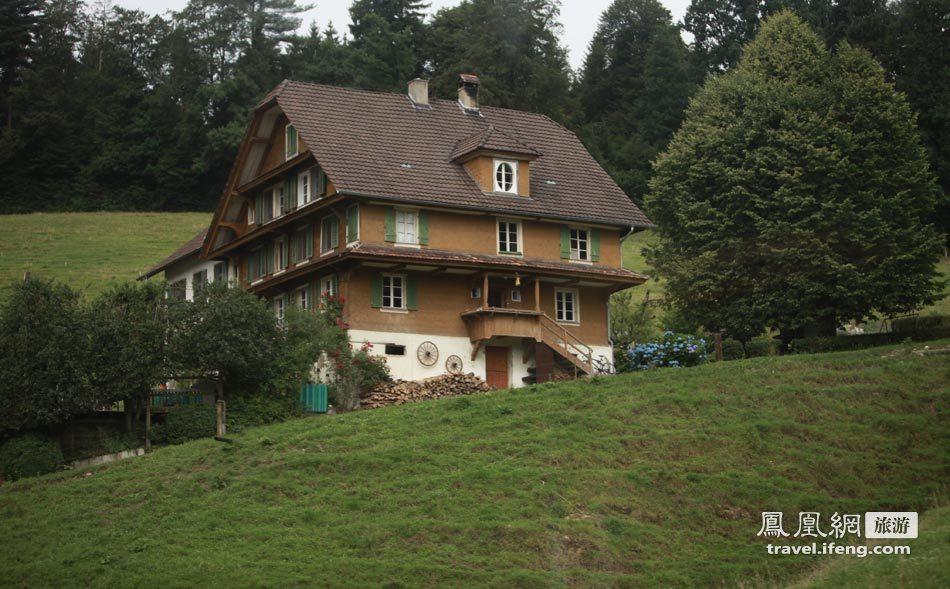 有一幢自己的木头房子