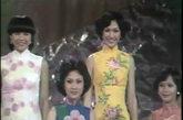 1977年得港姐选秀以旗袍亮相让参赛者有了更多看点,衣装的款式也暗示了参赛者对美的品味层次。
