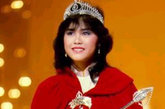 """1983年是""""无线""""入主港姐选美的第十一个年头,从第十个年头起,港姐选美似乎是渐入佳境,获得冠军的是杨雪仪,经过重重筛选她端庄的品行容貌最终让她夺得冠军头衔。"""