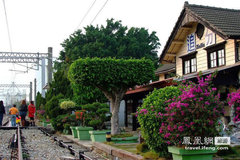 台湾的美丽与哀愁 记录台湾的各异火车小站